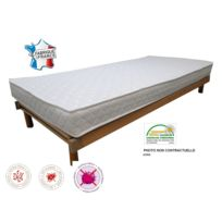 Incroyable Literie - Matelas Mousse Chene 90x190