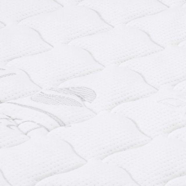 Icaverne - Couvre-matelas ensemble Sur-matelas 180 x 200 cm Mousse de gel 7 cm