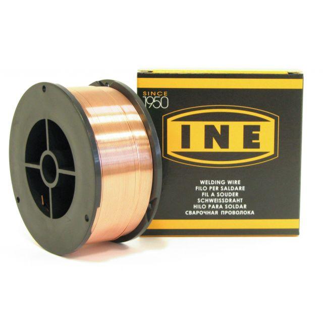 0,9 mm 4 Kg PROWELTEK Bobine de fil fourré Acier sans gaz MIG-MAG Ø