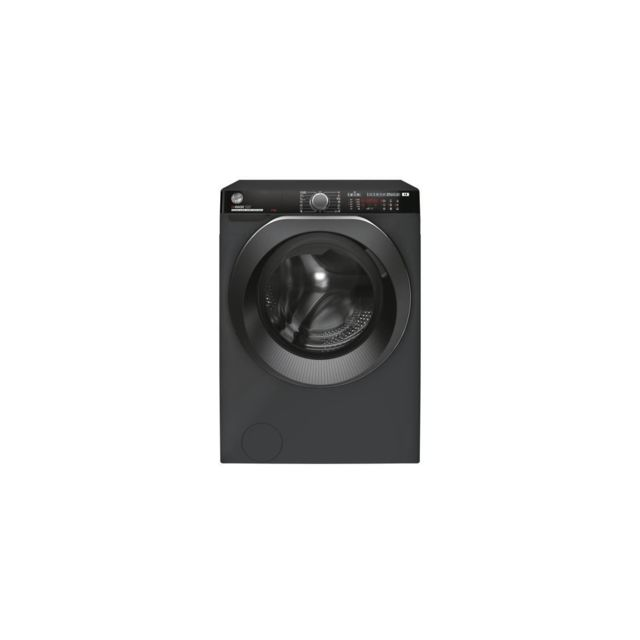 Hoover Hwp48ambcr/1-s - Lave-linge Frontal - 8 Kg - 1400 Trs/min - A+++ - Anthracite - Moteur Induction