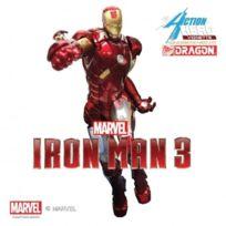 Dragon Models - Dm38134 - Figurine CinÉMA - Iron Man Mark Vii - Nouvelle Version - Action Vignette - Echelle 1/9