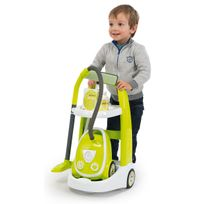 Chariot menage smoby achat chariot menage smoby pas cher for Chariot de menage smoby