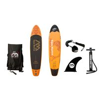 Boutique-jardin - Stand up paddle gonflable Fusion + Leash