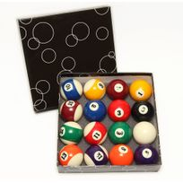 Cortes Games - Billes Pool Am?ricaines 57 mm