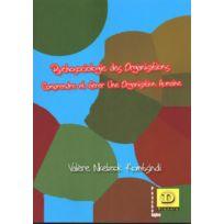 Dianoia - psychosociologie des organisations ; comprendre et gérer une organisation humaine