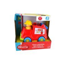Bloomy - Voiture rétro-friction : Pompier