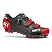 Sidi - Chaussures Vtt Trace noir rouge