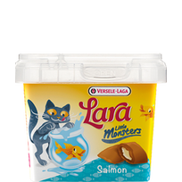 Divers - Lara Little Monsters Crock Salmon 75Gr - Versele Laga