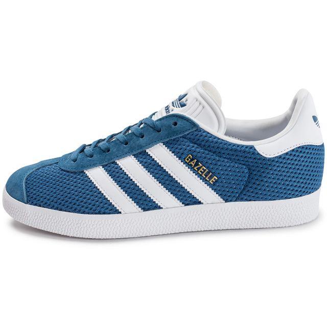 on sale 31a65 87cde Adidas originals - Gazelle Mesh Bleue