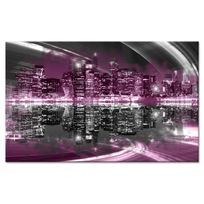 Declina - Tableau design photo de New York sur toile - Décoration urbaine