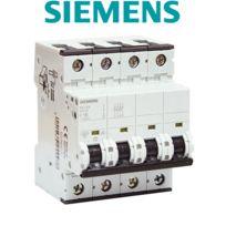 Siemens - Disjoncteur électrique tétrapolaire 16A