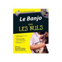 Editions First - Le Banjo pour les Nuls Bill Evans +CD