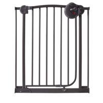BELLEMONT - Barrière de porte métal marron