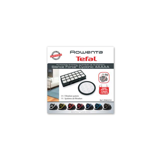 Kit filtre aspirateur Rowenta ZR903701