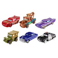 Mattel - Cars - Voiture Cars échelle 1/55 ème