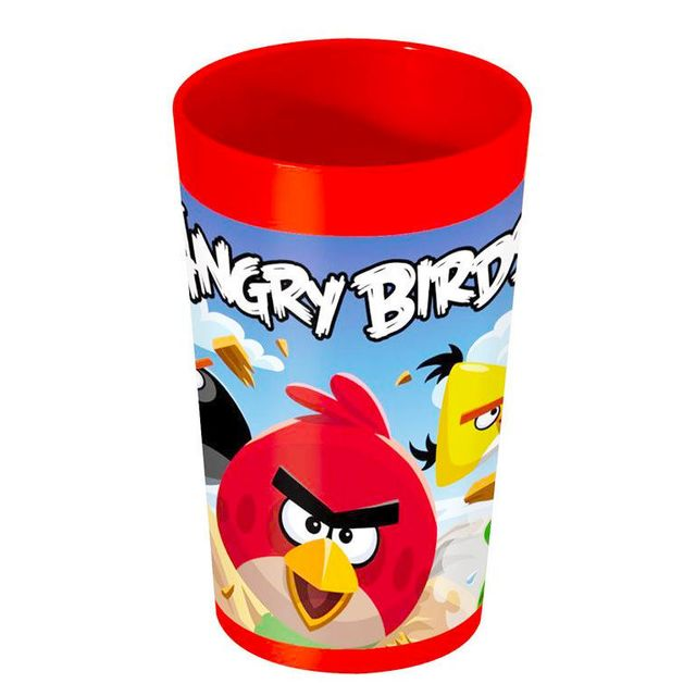 Angry Bird Angry Birds - Verre en mélamine