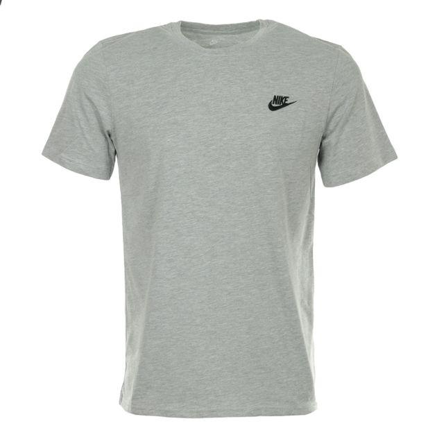 Nike Tee Club Futura pas cher Achat Vente Polo homme