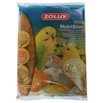 Zolux - Friandises Nutrislim Nature pour Oiseaux - 3x20g