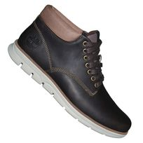 Timberland - Chaussures Boots Bradstreet Chukka Le Mulch A178v - Marron Fonce