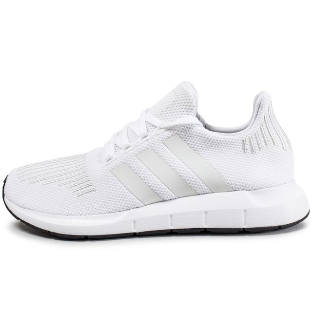 Adidas originals - Swift Run Blanche - pas cher Achat   Vente ... 677b0a74f749