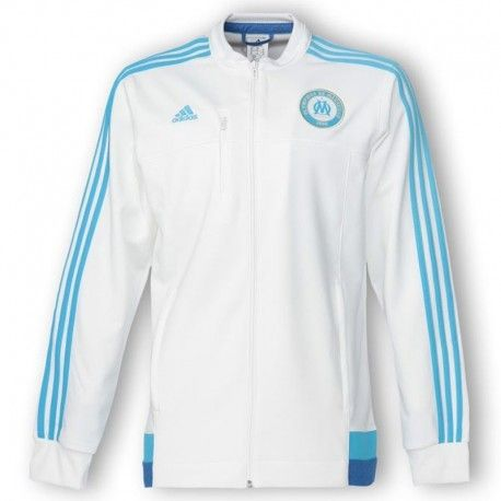 Originals Homme Olympique De Adidas Veste Football Marseille fHCdqZ