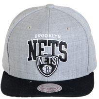 Mitchell And Ness - Casquette Black Usa Sb Eu183 Bnets