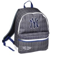 New York Yankees - Sac à dos Anthracite 42 Cm Borne