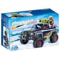 Playmobil - 9059 Sport et Action - Véhicule tout terrain avec pirates des glaces