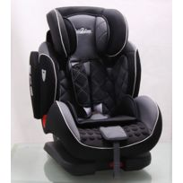 Bebe2LUXE - Siège Auto Cocoon Grey Iso-Fix Groupe 1,2,3 : 9-36 kg - SPS, système protection latérale + Toptether