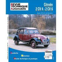 Topcar - Revue technique pour Citroën 2CV4 et 2CV6