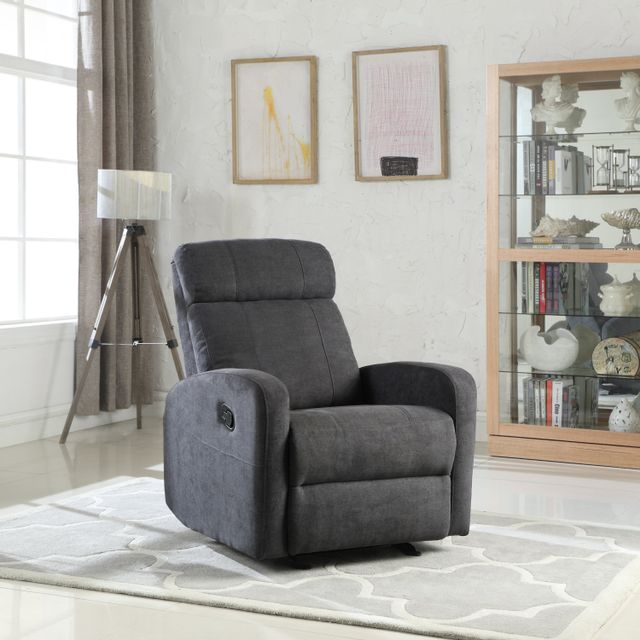 b h d laure fauteuil relaxation manuel tissu coloris diff rents 106x93x72 cm taupe n. Black Bedroom Furniture Sets. Home Design Ideas