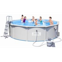 Best Way - Piscine acier ronde Hydrium - 4.60 x 1.20 m