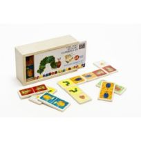 Les comptoirs des manufactures - Very Hungry Caterpillar Wooden Dominoes