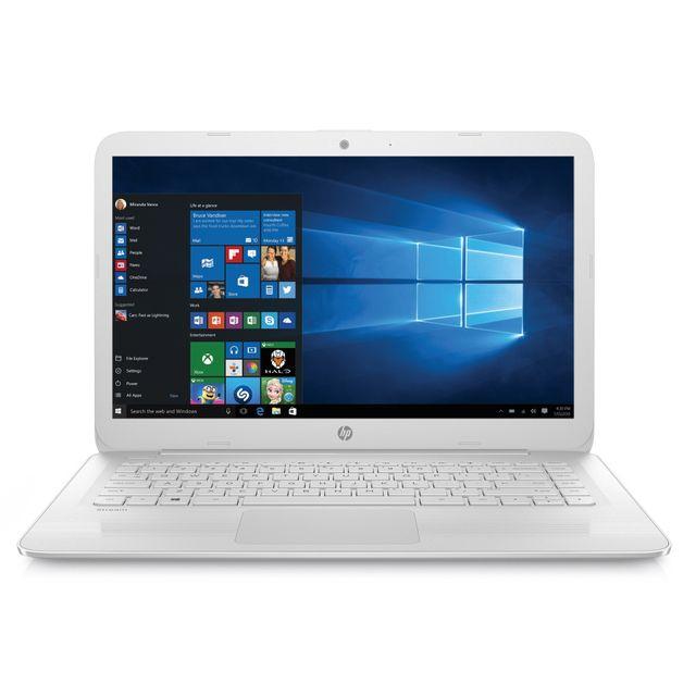 HP - Stream 14-AX004NF - Blanc neige