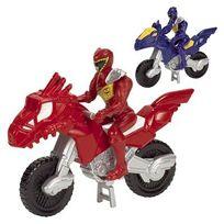 Power Rangers - Power Rangers-Mini moto Dino Charge