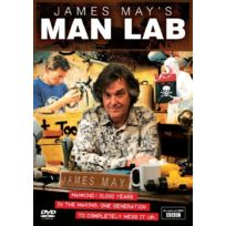 Acorn Media - James May'S Man Lab Series One DVD, IMPORT Anglais, IMPORT Dvd - Edition simple