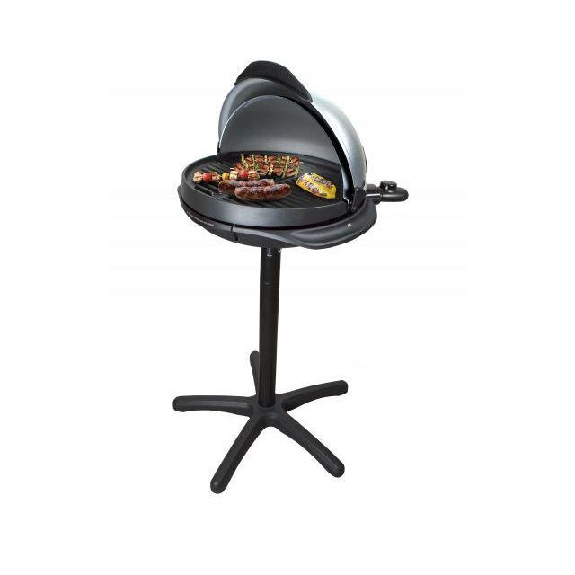 Grill de Table Barbecue électrique 2 en 1 Barbecue Barbeque
