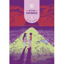 Le Lezard Noir - je suis Shingo T.3