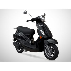 jiajue scooter 50cc 4t tivoli 50 dition limit e 2018 noir achat vente scooters 50 pas. Black Bedroom Furniture Sets. Home Design Ideas