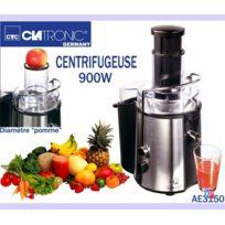CLATRONIC - Centrifugeuse automatique professionnelle AE 3150 900 W