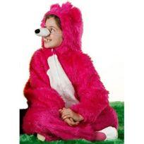 Funny Fashion - Deguisement Ours Rose 4 ans - Costume - Enfant Comprend  Uniquement La Combinaison 3289445ea98