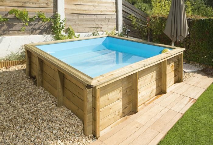 procopi pistoche piscinette des enfants 2x2m pas cher achat vente piscines bois. Black Bedroom Furniture Sets. Home Design Ideas