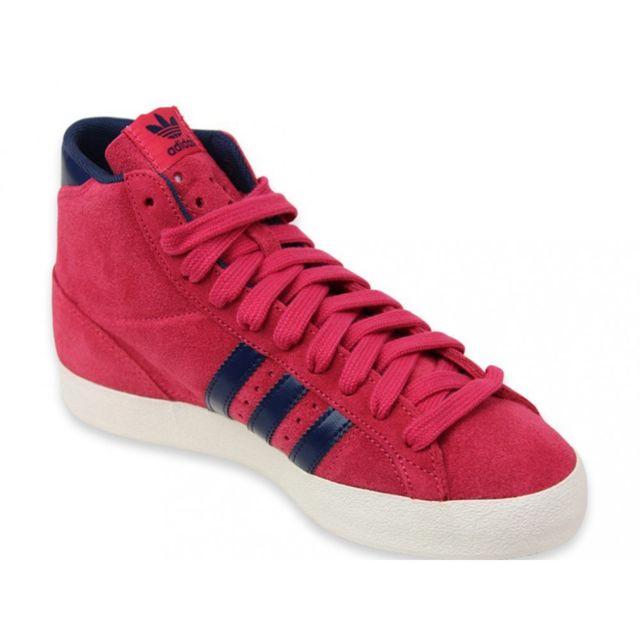 Chaussure Basket Profi Noir adidas   adidas France