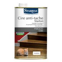 STARWAX - Cire anti-tache Starlon Incolore - 1L - 32