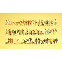 Preiser - Pr13005 - ModÉLISME - 60 Figurines De Sportifs