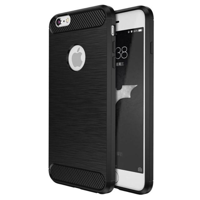 coque iphone 7 noir or
