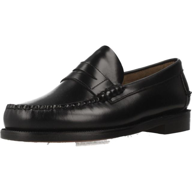 Ancho Mocassins 7000300W EspecialNoir bateau et homme chaussures Nvmn8w0
