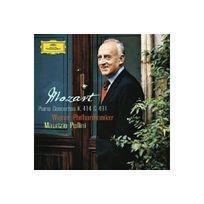 Deutsche Grammophon - Concertos pour piano n° 12 K.414 et n° 24 K.491