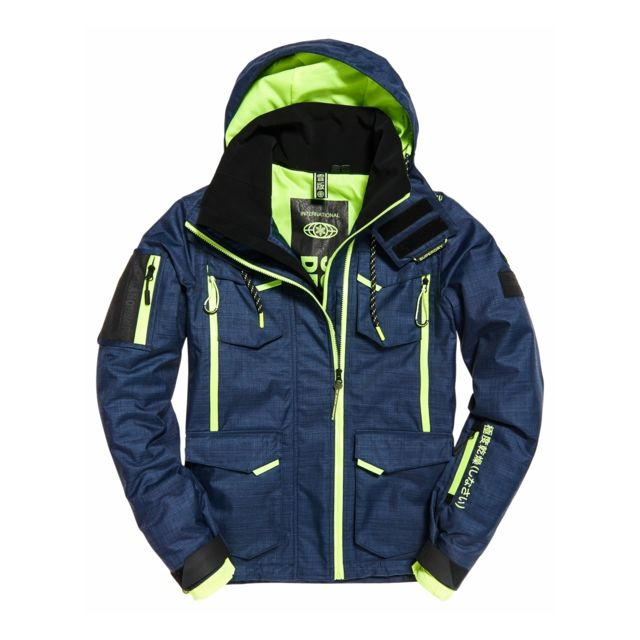 Superdry - Veste De Ski Ultimate Snow Action