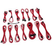 CABLEMOD - Kit de câbles gainés CM-Series VS - ROUGE